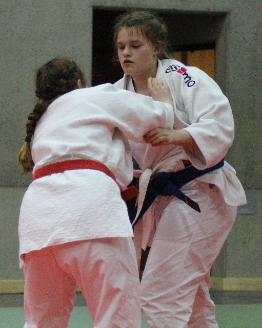 2018 01 06 Internationales Turnier in Belgien Judoka Rauxel 001