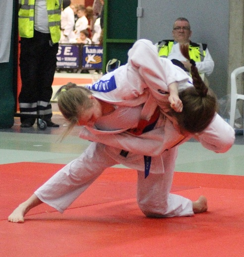2018 01 06 Internationales Turnier in Belgien Judoka Rauxel 002