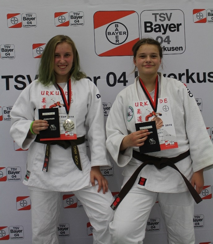 2018 10 13 Internationaler Bayer Cup U17 in Leverkusen Judoka Rauxel 000